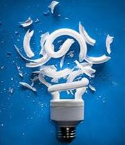لامپ رشته ای بجای کم مصرف